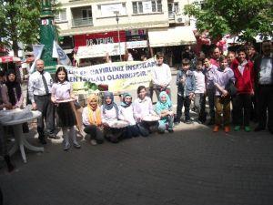 Orhangazili Öğrencilerden Kutlu Doğum Etkinliği