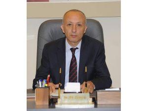 İl Sağlık Müdürü Dr. Mumcu'dan Kutlu Doğum Haftası Mesajı;