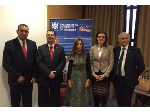 Moldova Amerikan Üniversitesi'ne Öğrencilerden Yoğun İlgi