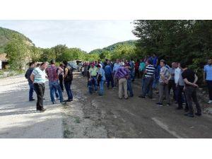 Kdz. Ereğli'de İşçiler Eylem Yaptı