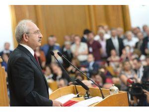 """Kılıçdaroğlu: """"Her CHP'li Hapse Girmeye Hazır Olmalı"""""""
