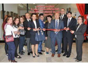 Halk Eğitimi Merkezi Sergi Salonu Park Afyon'da Açıldı