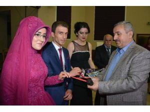 Başkan Baran, Körfezliler'in Mutluluklarına Ortak Oldu