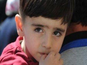 3 Yaşındaki Muhammed'den Şehit Babaya Yürek Burkan Son Bakış
