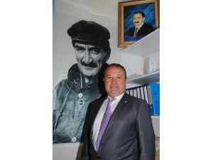 DSP Antalya İl Başkanı Oktay, görevinden istifa etti