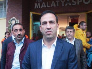 Alima Yeni Malatyaspor'dan 'Sorun Yok' Açıklaması