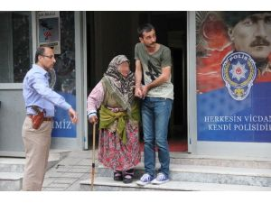 94 Yaşındaki Akrabasını Dilendiren Kadına Soruşturma