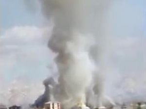 PKK'lıların Bir Binaya Döşediği Eyp'ler Böyle İmha Edildi
