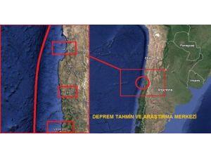 Mega Deprem İçin Yer Ve Zaman Bildirdi