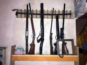 PKK'nın Silah Bakım Atölyesine Operasyon