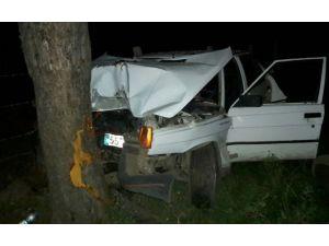 Çarşamba'da Kaza: 3 Yaralı