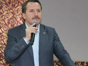Elazığ'da 'Türkiye'de Sendikacılığın Dünü, Bugünü, Yarını' Konferansı