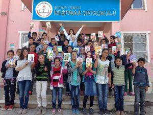 Mezunlar Derneği Köy Çocuklarının Umudu Oldu