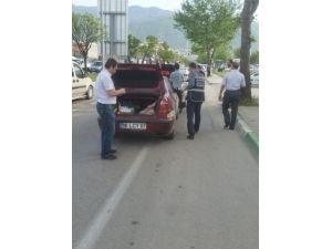 Bursa'da Huzur Operasyonları Sürüyor