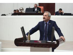 MHP'li Yurdakul, gıda denetimi ve güvenliğini Meclis gündemine taşıdı