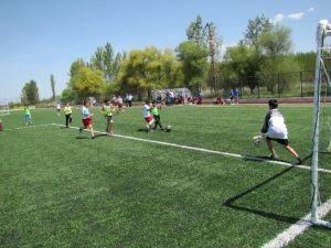 Hisarcık'ta İlkokullar Arası Futsal Turnuvası