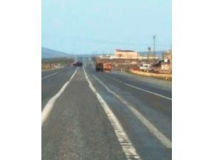 Van'da bomba yüklü kamyonet ele geçirildi