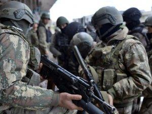 PKK'nın sözde Haçereş Gücü çökertildi