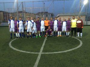 Kartepe Belediyesi Birimler Arası Futbol Turnuvası Başladı