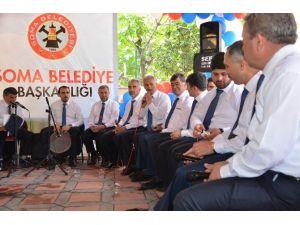 Soma AK Parti Kadın Teşkilatından Toplu Sünnet Şöleni
