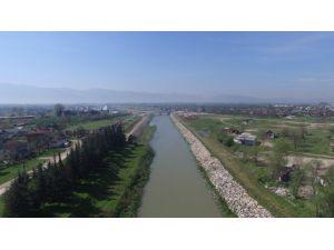 Melen Su Park Proje Alanı Gezilecek