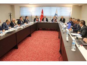 Fırat Kalkınma Ajansı, Nisan Ayı Yönetim Kurulu Toplantısını Yaptı
