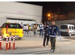 Konya'da Masaj Salonuna Fuhuş Baskını