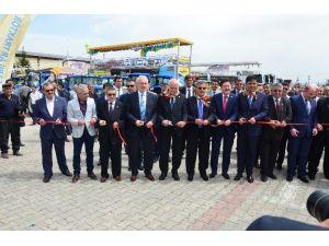 8. Kütahya Tarım, Hayvancılık, Seracılık Ve Süt Endüstrisi Fuarı Açıldı