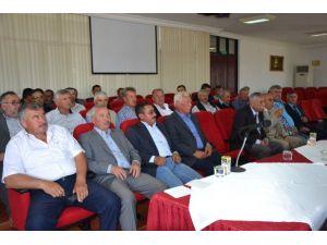Biga Ovası Sulama Birliği Toplantısı