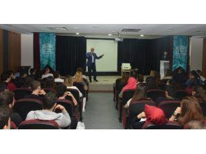 Bozbey Öğrencilere Nilüfer Hayalini Anlattı