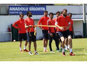 Trabzonspor'da Fenerbahçe hazırlıkları sürüyor
