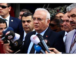 Ekonomi Bakanı Elitaş 'Faiz Kararını' Değerlendirdi