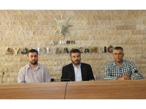 AK Parti il başkanı: Aydın'ın bu şekilde yönetim ve idaresi sürdürülemez