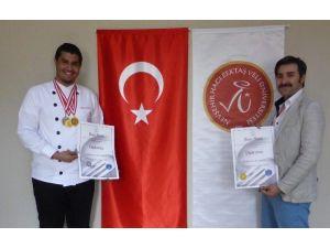 Ülke Sınırlarını Aşan Üset, Avrupa'dan Altın Madalyayla Döndü