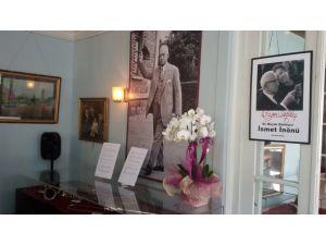 İnönü ailesinin 48 yıl yaşadığı Pembe Köşk, 23 Nisan için ziyarete açıldı