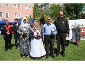 Aksaray'da Yöresel Yemek Yarışması Yapıldı