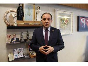 AK Partili Baybatur'dan Kutlu Doğum Haftası Mesajı