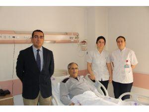Kırıkkaleli Hasta, Ameliyat İçin Afyonkarahisar Devlet Hastanesi'ni Tercih Etti