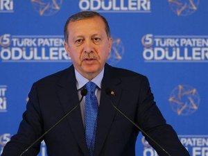 Cumhurbaşkanı Erdoğan: Yerli patent başvuru sayısı yüzde 23 arttı