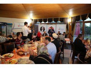 Başkan Karabacak, Şehit Aileleri Ve Gazileri Ağırladı