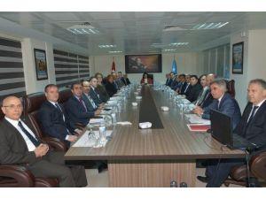 İl İstihdam Kurulu Nisan Ayı Toplantısı Yapıldı