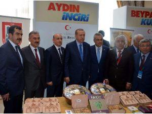 Cumhurbaşkanı Erdoğan Ayto'yu Gururlandırdı