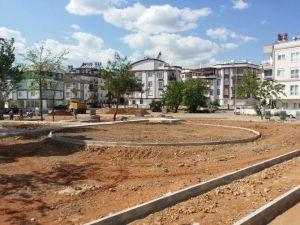 Kepez Yenidoğan'a Yeni Park