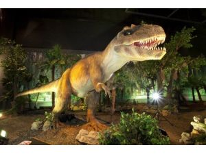 Dinozorlar Bursa'ya Geliyor