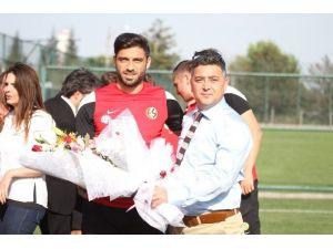 Eskişehirspor, Mersin İdmanyurdu Maçının Hazırlıklarını Sürdürdü
