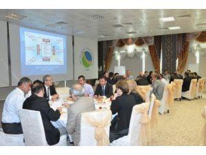 AEÜ'nde Stratejik Plan Dış Paydaş Platformu Toplantısı Yapıldı