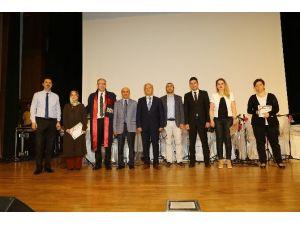 ERÜ'de 14 Mart Tıp Bayramı Ödülleri Törenle Sahiplerini Buldu