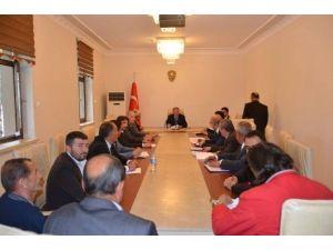 Ergan Turizm Doğa Sporları Ve Çevre Birliği Meclis Toplantısı Yapıldı