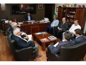 Başkan Subaşıoğlu'na Turizm Haftası Ziyareti