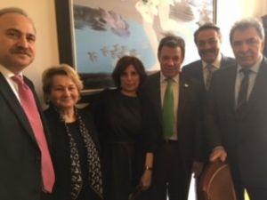AK Parti, CHP ve HDP heyeti 'barış süreci' izlemesi için Kolombiya'da